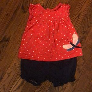 Adorable toddler outfit